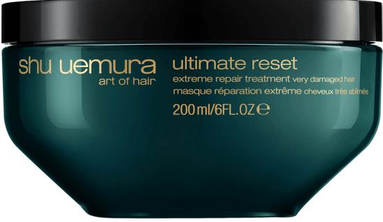 shy uemura art of hair ultimate reset masque
