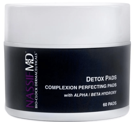 dr paul nassif detox complexion pads