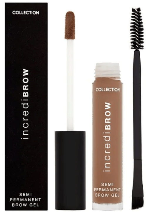 collection incredibrow semi permanent brow gel