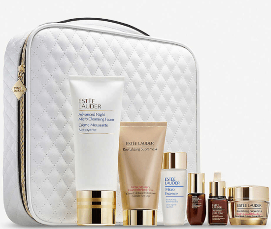 estee lauder get ready to glow gift set