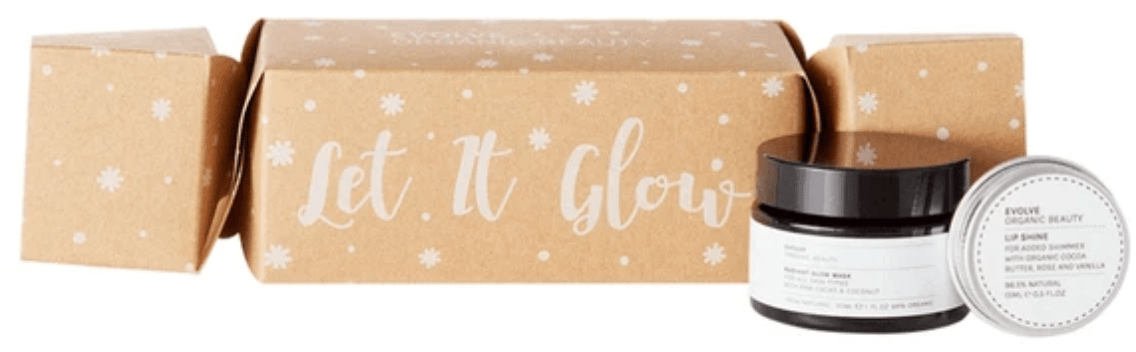Evolve let it glow christmas cracker