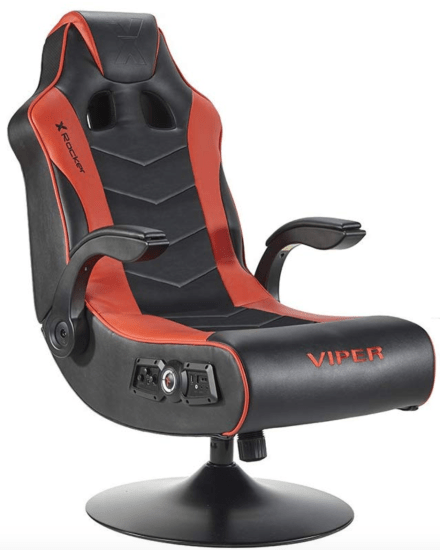 x rocker viper gaming chair