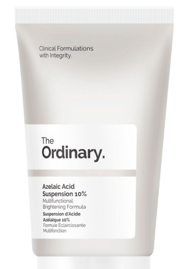 complexion for winter:The Ordinary Azelaic acid suspension