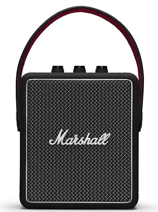 Amazon Black Friday deal: Marshall stockwell poratable bluetooth speaker