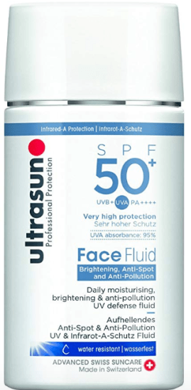 spf for after retinol product