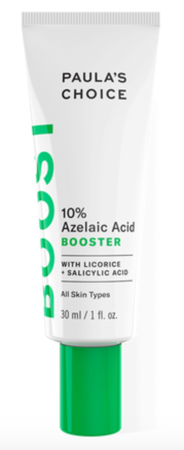 azelaic acid:paulas choice 10% booster