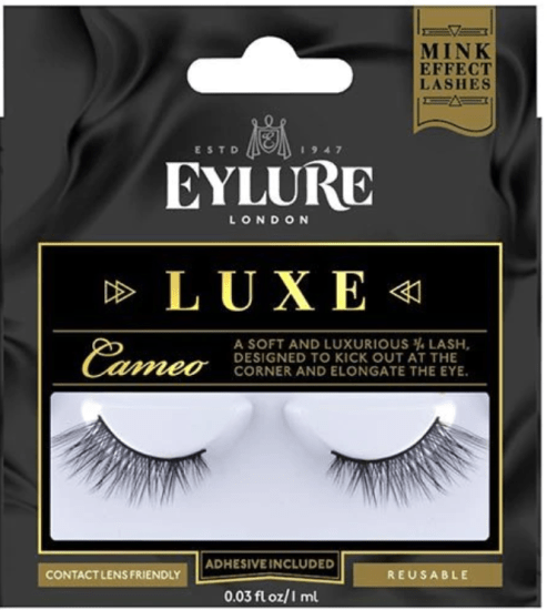 2020 products vegan eyelure luxe collection faux mink lashes