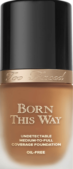 best foundations for every skin type, too faced born this way