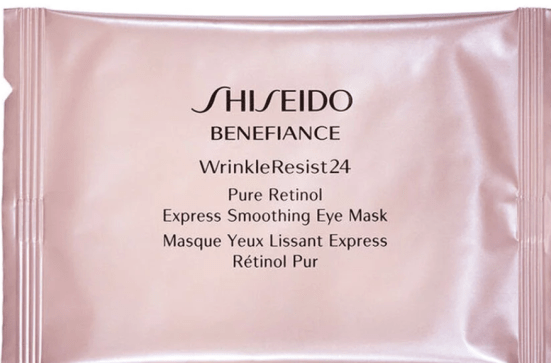 5 luxury sheet masks for utterly pampered lockdown - shiseido eye masks