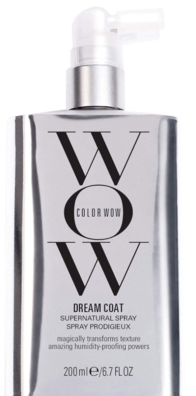 Color Wow Dream Coat Supernatural Spray - say goodbye to frizz and hello to gorgeousness