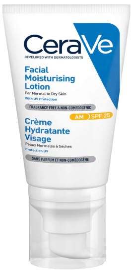 CeraVe facial moisturiser