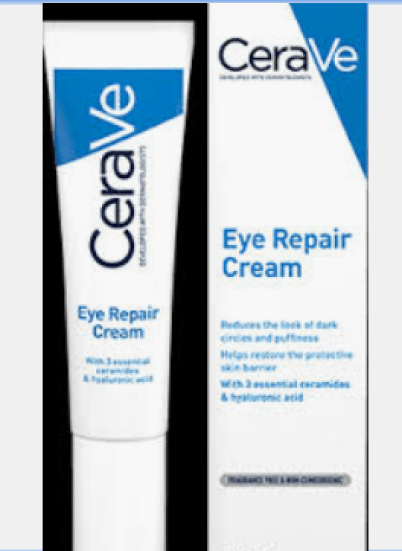 the best anti-aging eye creams in the world - cerave