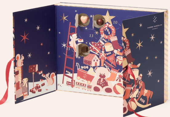 Luxury advent calendars to test your will power