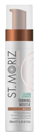When it comes to self tanning st moriz has your back and your front