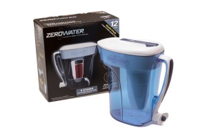 Ensure your drinking water is pure with Zerowater