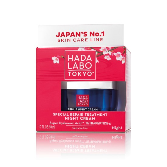 Hada Labo delivers game changing anti-aging results
