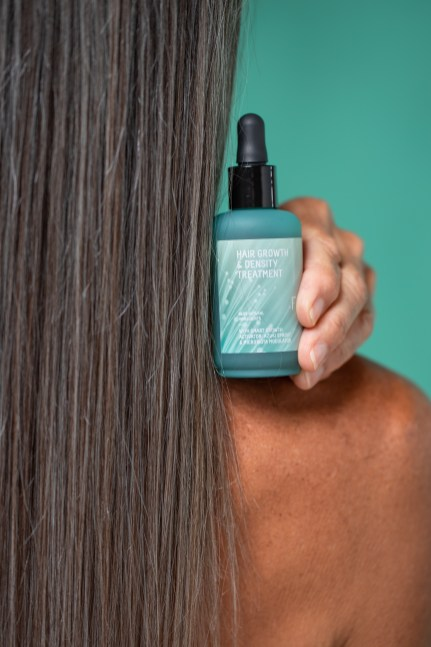 this might be the best hair loss treatment yet