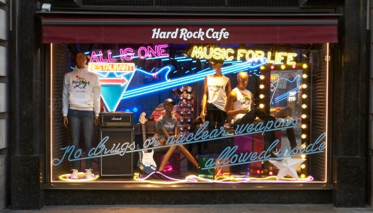 Hard Rock Launch their Pinktober campaign