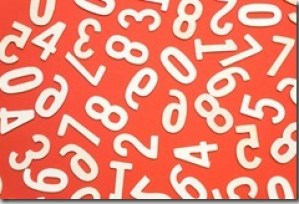 les nombres cardinaux. Cardinal numbers