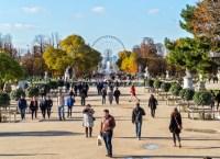 Humeurs de Paris Jardin des Tuileries Josée Noiseux.jpeg