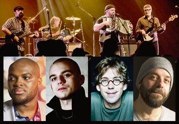 Hey Wow se produira à Harbourfront samedi. En novembre, la tournée Coup de coeur nous ammènera Yao, Shawn Jobin, Fred Pellerin, Stef Paquette.