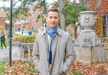 Le principal du campus bilingue Glendon de l'Université York, Donald Ipperciel.