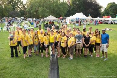FrancoFEST 10 bénévoles centrefrancais.ca Photo de Katherine Fleitas