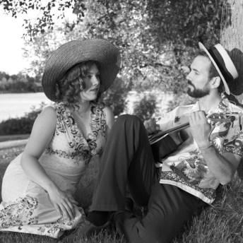 Moonfruits: Kaitlin Milroy et Alex Milaire. (Photo: Jennifer Lynne)