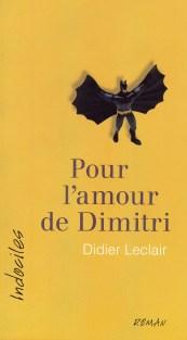 Pour l'amour de Dimitri, de Didier Leclair