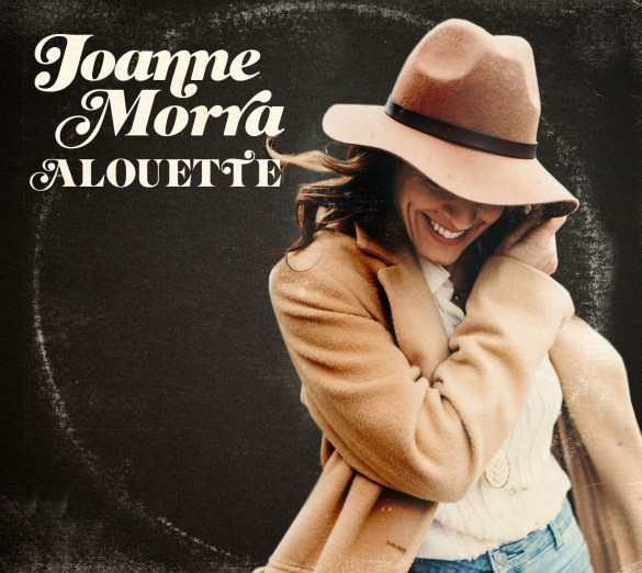 Pochette de l'album Alouette de Joanne Morra