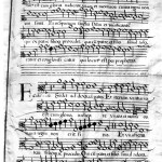 Alonso Lobo, Credo romano, bibliothèque, Site royal de Saint-Laurent-de-l'Escurial, Espagne.