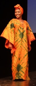 Défilé de mode au lancement de la Semaine de la francophonie torontoise.
