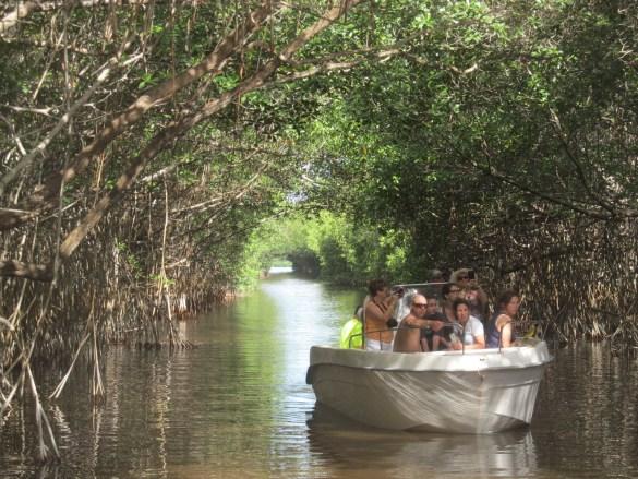 La Laguna La Redonda.
