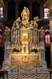 Art baroque dans l'église de la Salute. (Photo: Odile Collet)