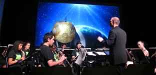 La Planète du Petit Prince avec le maestro Billy Boulet.