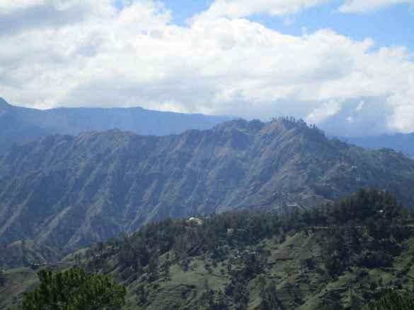 Haïti, terre de montagnes.