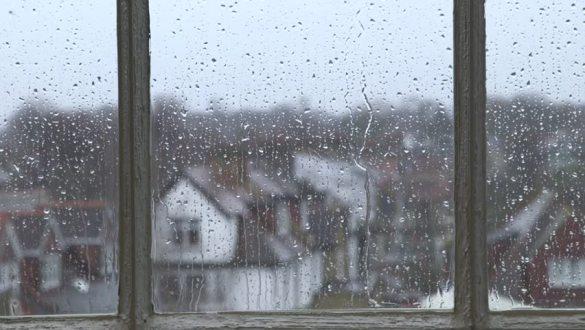 arthrite pluie