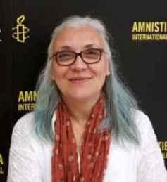 Détenue: la directrice d'Amnistie internationale en Turquie, Idil Eser.