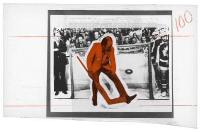 Une des photos du premier ministre canadien Pierre Elliott Trudeau pour un article indiquant qu'il a délaissé un style de vie débridé pour une image d'homme d'État. (9 juin 1971, photographe inconnu de United Press International et The Associated Press. The Rudolph P. Bratty Family Collection, Ryerson Image Centre.)