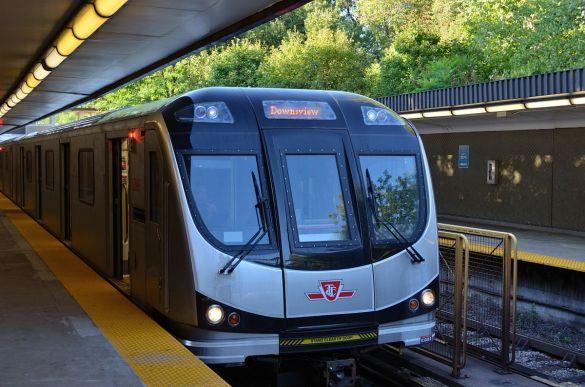 Chaque wagon des nouvelles rames du métro de Toronto est déjà mû séparément.