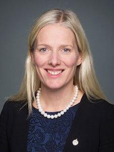 La ministre Catherine McKenna.