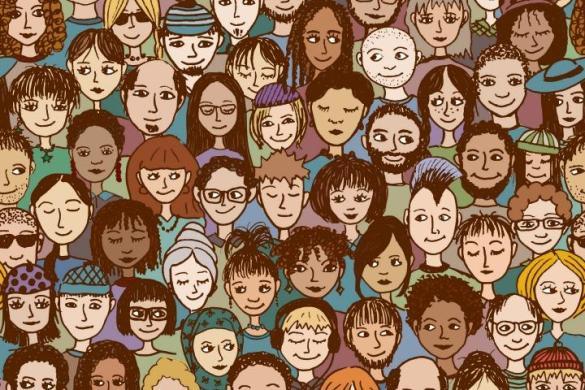immigration diversite races