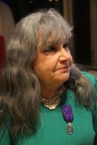 Josette Bouchard Palmes académiques