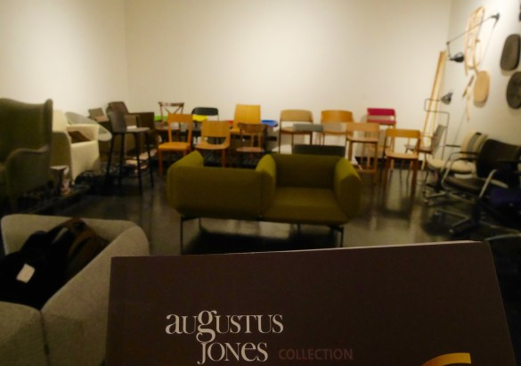La boutique Augustus Jones sur avenue Davies