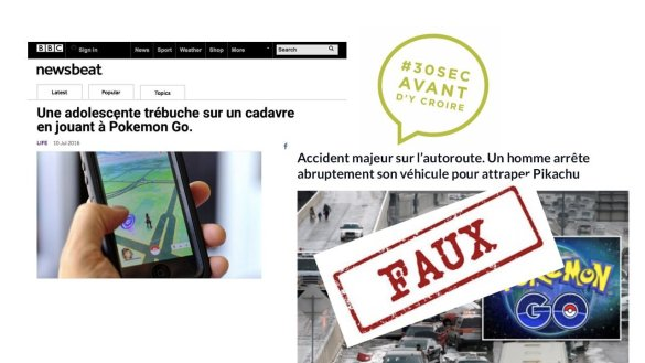 fake news fausses nouvelles