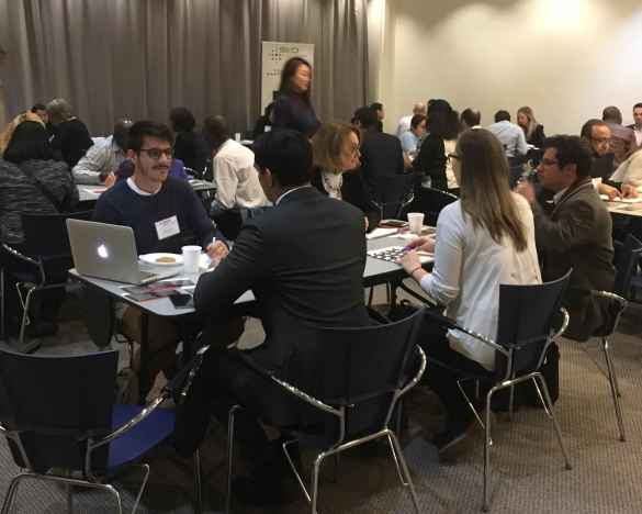 speed mentoring acces employment
