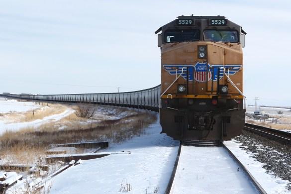 Vagabondage-train