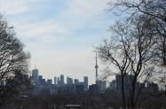 vue sur Toronto