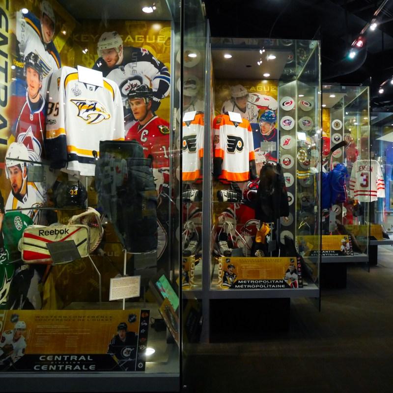 Temple de la renommée du Hockey