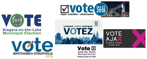 elections municipales et scolaires Ontario